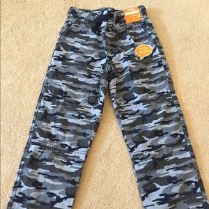 Gymboree jersey lined pants